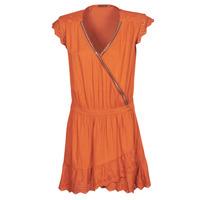Textiel Dames Korte jurken Ikks BQ30155-75 Orange