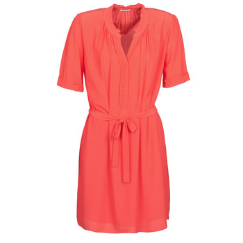 Textiel Dames Korte jurken Ikks BQ30335-36 Orange
