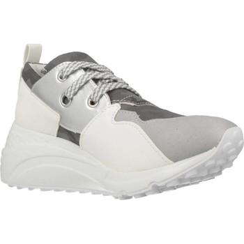 Schoenen Dames Lage sneakers Steve Madden SNEAKER CORDONES Wit