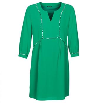 Textiel Dames Korte jurken One Step RUFINO Groen
