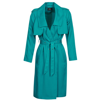 Textiel Dames Trenchcoats One Step DAWY Blauw