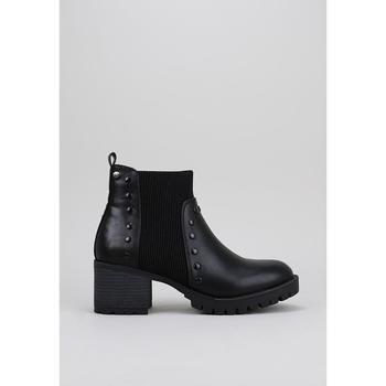 Schoenen Dames Enkellaarzen Xti 49338 Zwart
