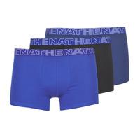 Ondergoed Heren Boxershorts Athena BASIC COLOR Blauw