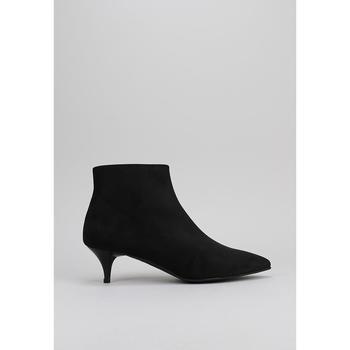 Schoenen Dames Enkellaarzen Krack BAILE Zwart
