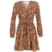 Textiel Dames Korte jurken Betty London LISONS Brown
