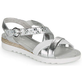 Schoenen Dames Sandalen / Open schoenen Gabor KRIZI Zilver