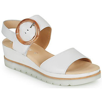 Schoenen Dames Sandalen / Open schoenen Gabor KOKREM Wit