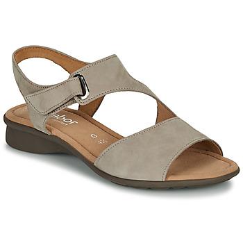 Schoenen Dames Sandalen / Open schoenen Gabor  Beige