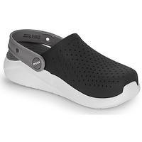 Schoenen Kinderen Klompen Crocs LITERIDE CLOG K Zwart / Wit