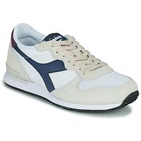 Schoenen Lage sneakers Diadora CAMARO Beige / Blauw