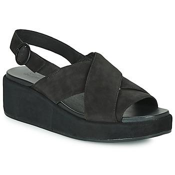 Schoenen Dames Sandalen / Open schoenen Camper MISIA Zwart