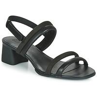Schoenen Dames Sandalen / Open schoenen Camper KATIE SANDALES Zwart