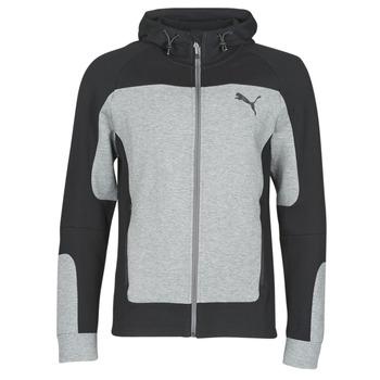 Textiel Heren Sweaters / Sweatshirts Puma EVOST HOOD Grijs