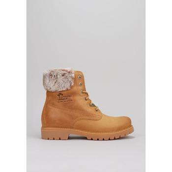 Schoenen Heren Laarzen Panama Jack Felicia Geel