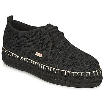 Schoenen Dames Espadrilles Pare Gabia EBY Zwart