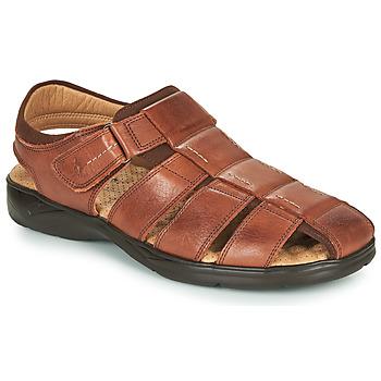 Schoenen Heren Sandalen / Open schoenen Fluchos DOZER Brown