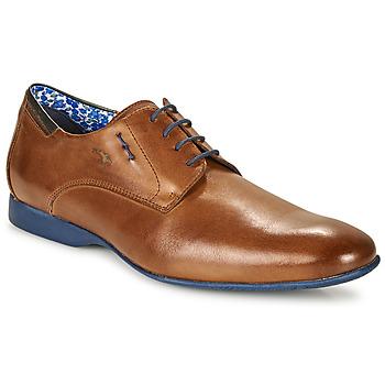 Schoenen Heren Derby Fluchos VESUBIO Brown / Blauw