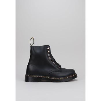 Schoenen Heren Laarzen Dr Martens 1460 PASCAL SOAP STONE Zwart