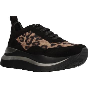 Schoenen Dames Lage sneakers Café Noir DC974 Veelkleurig