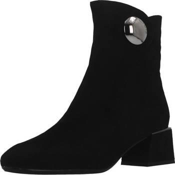 Schoenen Dames Enkellaarzen Café Noir HA940 Zwart
