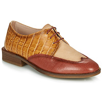 Schoenen Dames Derby Hispanitas LONDRES Brown