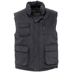 Textiel Vesten / Cardigans Sols VIPER QUALITY WORK Gris