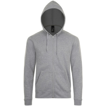 Textiel Dames Sweaters / Sweatshirts Sols STONE WOMEN SPORT Gris