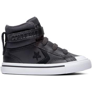 Schoenen Kinderen Hoge sneakers Converse Pro blaze strap martian hi Zwart