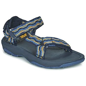 Schoenen Jongens Sandalen / Open schoenen Teva HURRICANE XLT2 Blauw / Marine