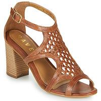 Schoenen Dames Sandalen / Open schoenen Ravel COREEN  camel