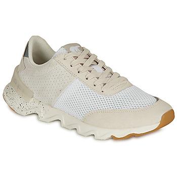 Schoenen Dames Lage sneakers Sorel KINETIC LITE LACE Wit