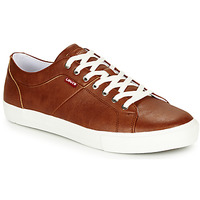 Schoenen Heren Lage sneakers Levi's WOODWARD Brown