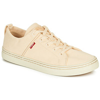 Schoenen Heren Lage sneakers Levi's SHERWOOD LOW Beige