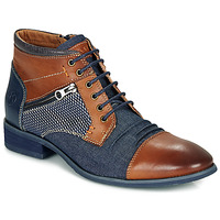 Schoenen Heren Laarzen Kdopa BILLY Brown / Blauw