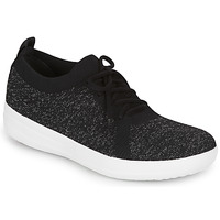 Schoenen Dames Lage sneakers FitFlop F-SPORTY UBERKNIT SNEAKERS Zwart