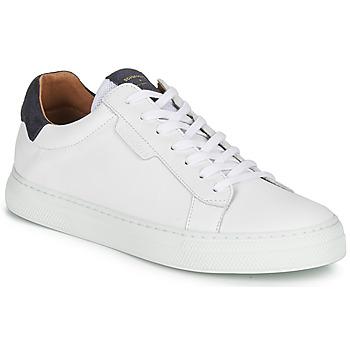 Schoenen Heren Lage sneakers Schmoove SPARK-CLAY Wit / Blauw