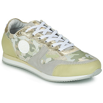 Schoenen Dames Lage sneakers Pataugas IDOL/MIX Camouflage