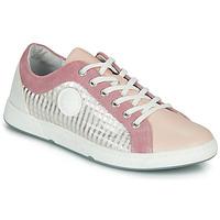 Schoenen Dames Lage sneakers Pataugas JOHANA Roze / Nude