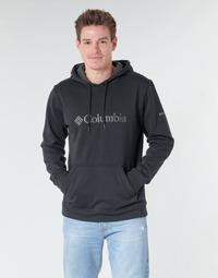 Textiel Heren Sweaters / Sweatshirts Columbia CSC Basic Logo Hoodie  zwart