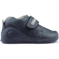 Schoenen Jongens Lage sneakers Biomecanics BIOGATEO LAARZEN NAVY