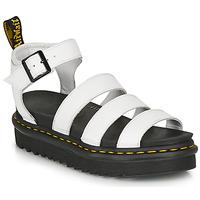 Schoenen Dames Sandalen / Open schoenen Dr Martens BLAIRE HYDRO Wit