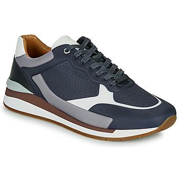 Schoenen Heren Lage sneakers BOSS LEMENT RUNN LYEM Marine / Grijs