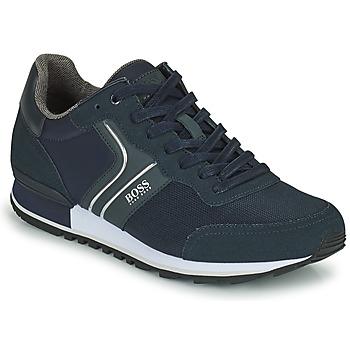 Schoenen Heren Lage sneakers BOSS PARKOUR RUNN NYMX2 Marine