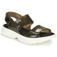 Schoenen Dames Sandalen / Open schoenen Lemon Jelly JUNO Zwart / Wit