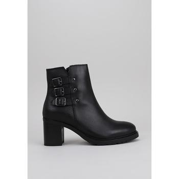Schoenen Dames Enkellaarzen Lol 2104 Zwart