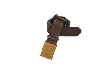 Accessoires Heren Riemen Polo Ralph Lauren PLO HRTG BLT-CASUAL-SMOOTH LEATHER Brown