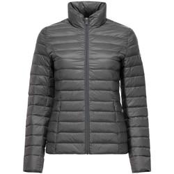 Textiel Dames Jacks / Blazers JOTT Cha manche longue sans capuche Grijs