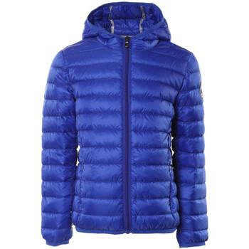 Textiel Kinderen Dons gevoerde jassen JOTT Hugo doudoune manche longue capuche Blauw