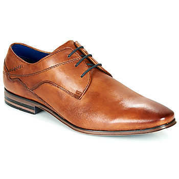 Schoenen Heren Derby Bugatti MORINO Brown