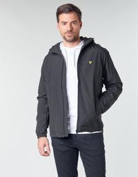 Textiel Heren Wind jackets Lyle & Scott FAFARLI Zwart